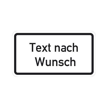 Text nach Wunsch_330x600mm