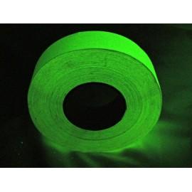 Fluoreszierendes Antirutschband