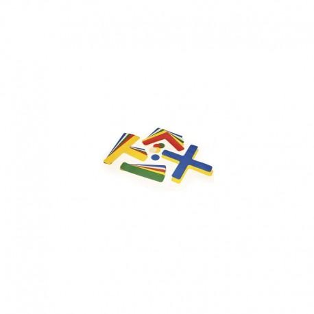 DD-5110 Stellplatzmarkierung (gut haftend)