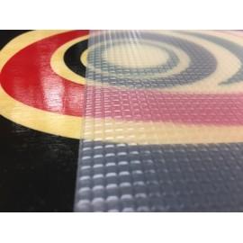 DD-3470 Bodenschutzband /-folie (transparent + rutschhemmend)