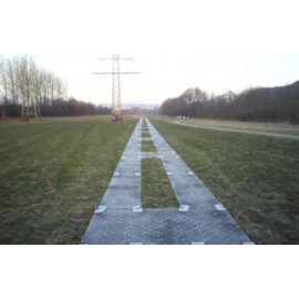 Baustraßenmatte