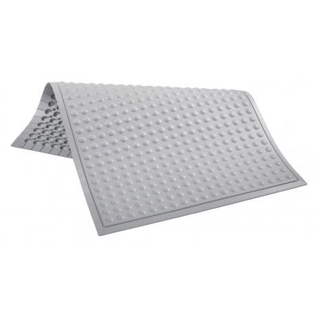Antirutschmatte hellgrau für Glaspoliermittel
