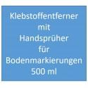 Klebstoffentferner für Bodenmarkierungen
