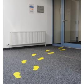 Fußabdruck für Außen
