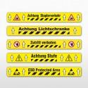 DD-5125 Bodenmarkierband bedruckt