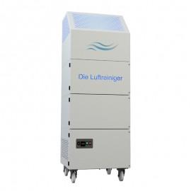 Mobiler Luftreiniger mit HEPA-H14 Filter