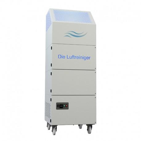 Mobiler Luftreiniger mit HEPA-H14 und UV