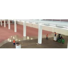Bodenbeschichtung für Sanierung