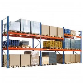 Palettenregal für Industriepaletten CP 1 Palette UK Standard