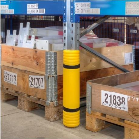 Regalanfahrschutz Kunststoff