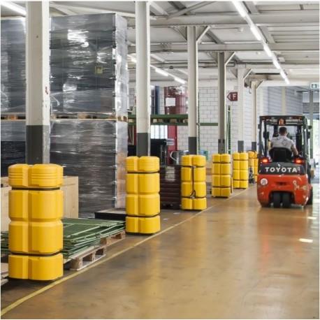 Säulenschutz Kunststoff