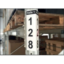 Gangschild / Winkelschild