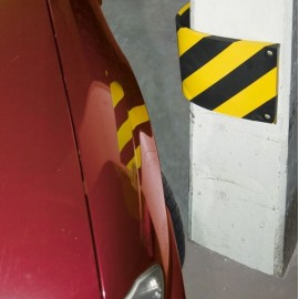 Prallschutz für Säulen