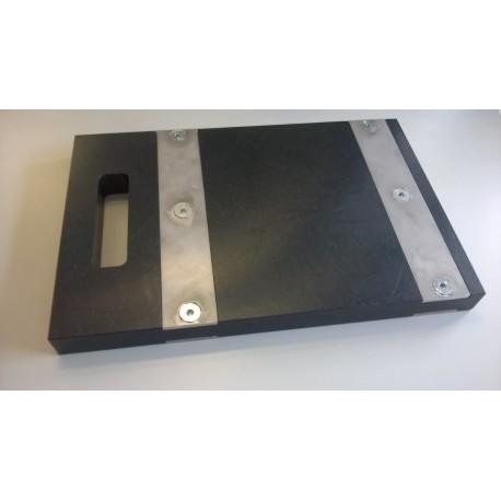 Abstützplatte (elektrisch leitend)