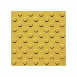 Taktile Noppenplatten Gelb