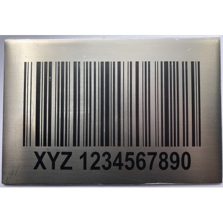 Lagerkennzeichnungen selbstklebend Boden Stahl