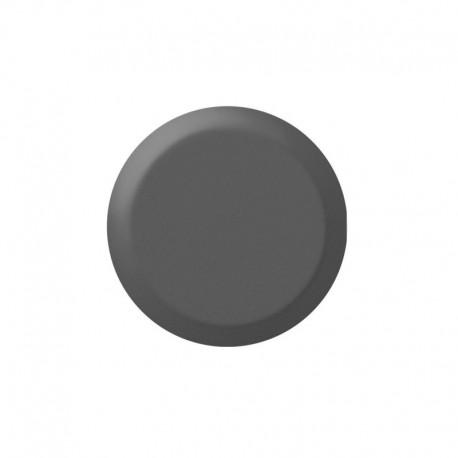 Taktile Noppen Kunststoff schwarz 100 Stück