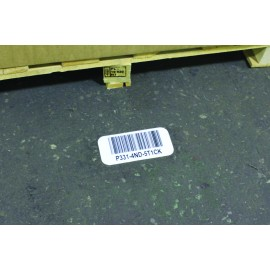 Lagermarkierung Polycarbonat