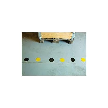 Bodenmarkierungsstücke Punkt