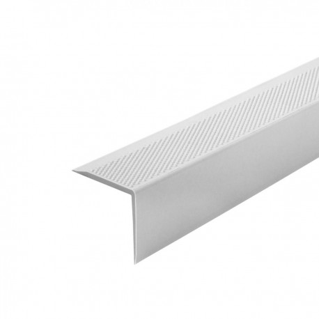Stufenkantenmarkierung Weiß