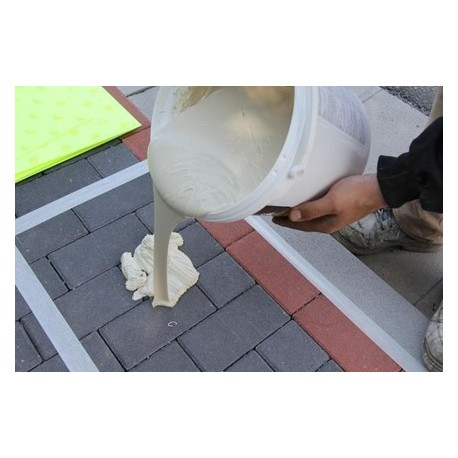 Kleber für taktile Bodenplatten (10 kg)
