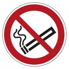 Verbotszeichen Rauchen verboten