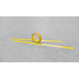 DD-6000 Stahlbodenmarkierungsband (hoch verschleißfest)