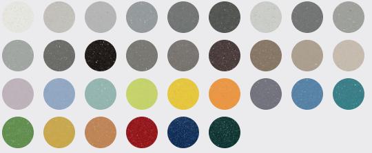 Stufenkantenmarkierungen PVC Farbtöne